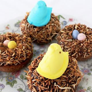 Bird Nest Donuts