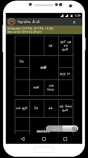 JyothishaDeepthi Tamil screenshot