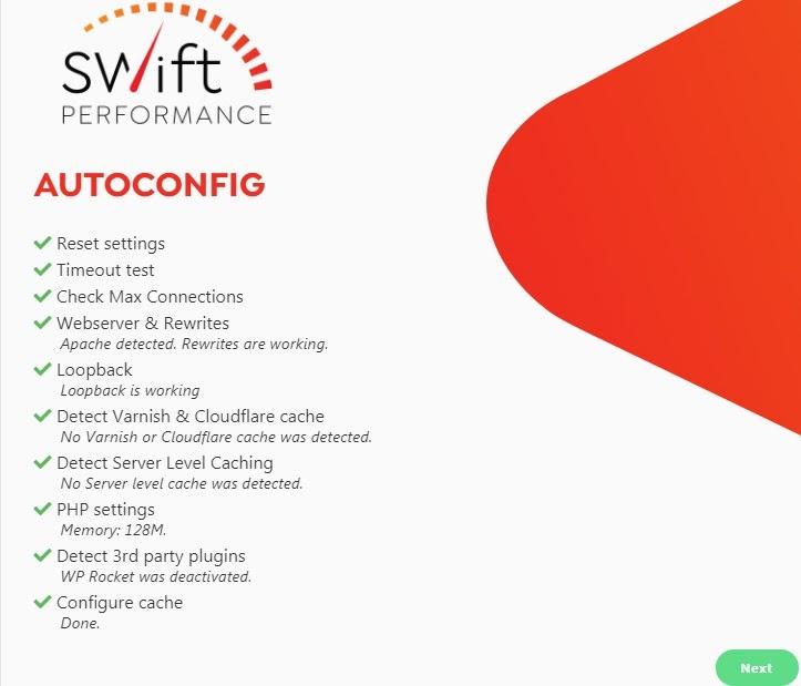 Cara Setting Plugin Swift Performance