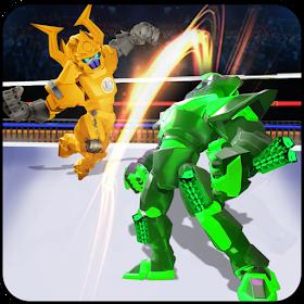 робот ринг: ринг боевой робот, тотальный бой