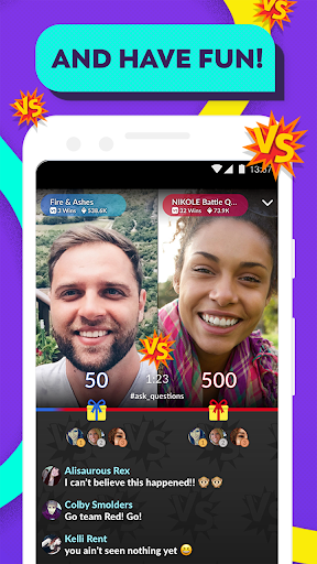 Screenshot for MeetMe: Chat & Meet New People in Hong Kong Play Store