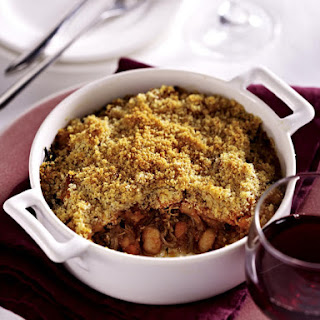 Duck and Green Bean Gratin