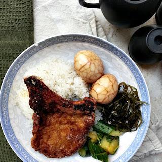 Taiwanese Pork Chops