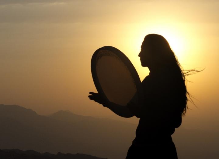 L'alba sul monte Nemrut di vale scissorhands
