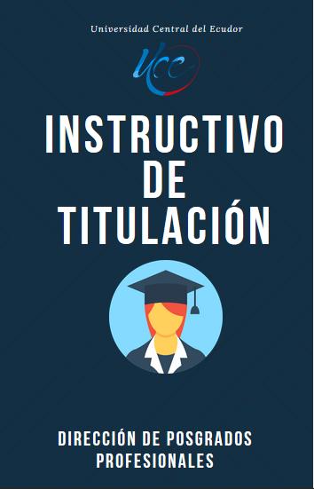 Instructivo de Titulación Programas de Posgrado