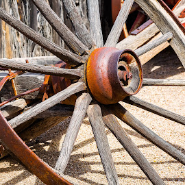 Wheel by Dave Lipchen - Artistic Objects Other Objects ( wheel )