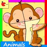 Children Puzzle for Kids Pets Icon