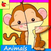 Children Puzzle for Kids Pets