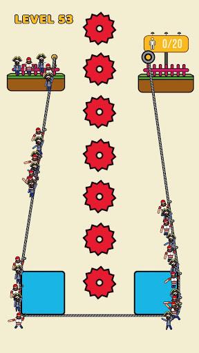 Rope Rescue! - Unique Puzzle 0.9.8 screenshots 3