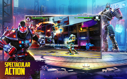 World Robot Boxing 2  screenshots 16
