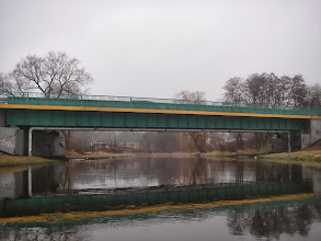 Photo: ostatni most w mieście