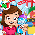 My Town : ICEME Amusement Park Free icon