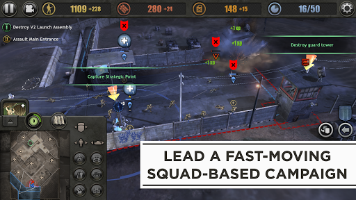 Company of Heroes Varies with device screenshots 3