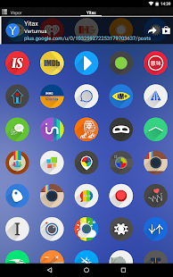 Yitax - Icon Pack Screenshot
