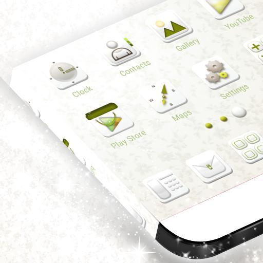 個人化App 优雅的白色启动 LOGO-3C達人阿輝的APP