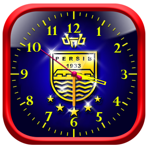 Persib Wallpaper Clock Live