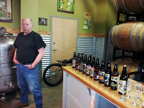 Photo: Anchorage Brewing produces a line of impressive craft beers.
