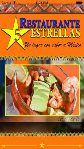 5 Estrellas Restaurante
