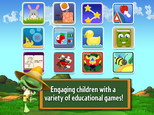 Screenshot for JumpStart Academy Preschool in United States Play Store