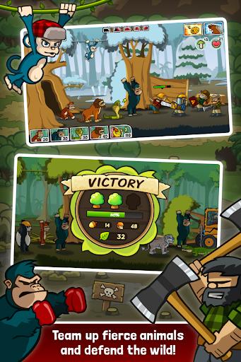 Lumberwhack: Defend the Wild  screenshots 1