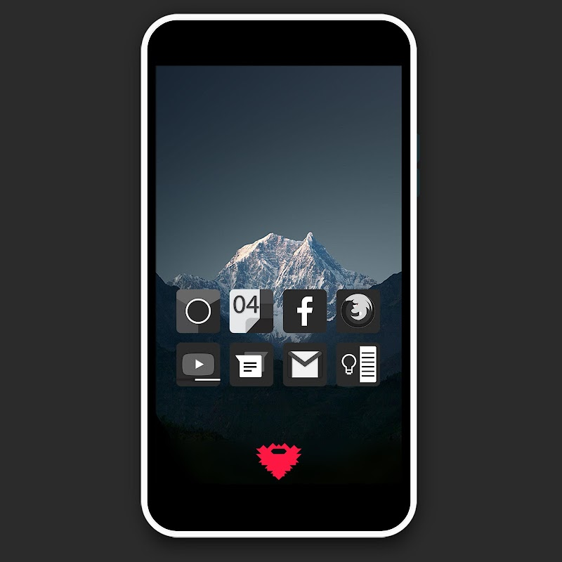 Krix Icon Pack Screenshot 5