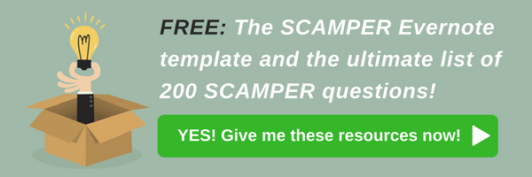 Give me the SCAMPER resources