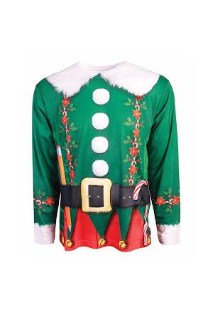 Jultröja, Elf vuxen
