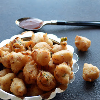 Punugulu, A Super Quick Andhra Snacking