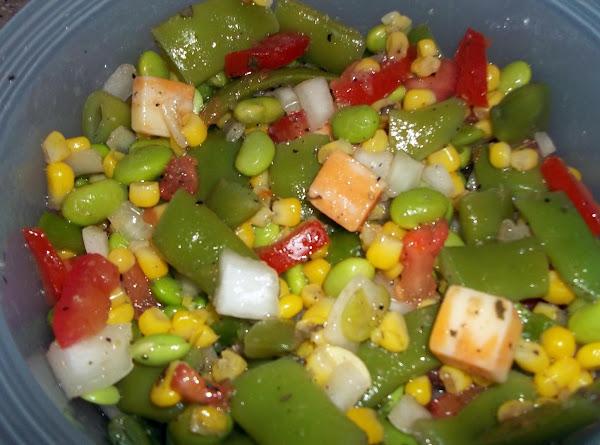 Festival Edamame Salad Recipe