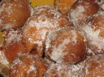 Authentic Zeppole Italian Doughnuts