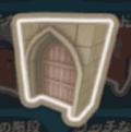 魔法アカデミーのドア