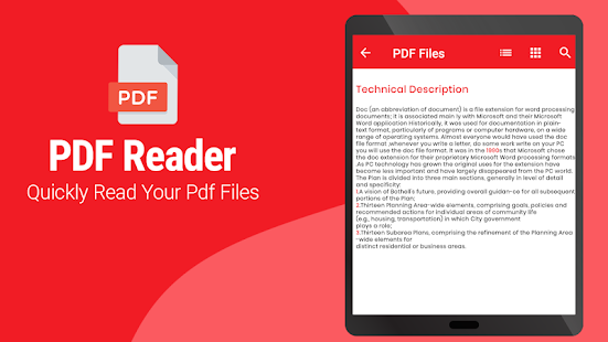 Document Reader, Office All Docs Reader Viewer