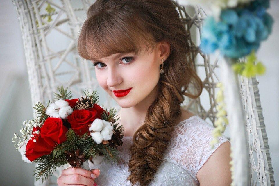 Юлия Калёнова в Уфе