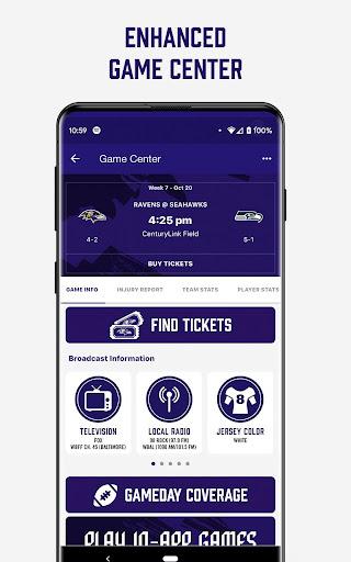 Baltimore Ravens Mobile screenshot 6