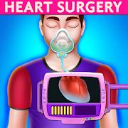 Emergency Heart Transplant Surgery Simulator