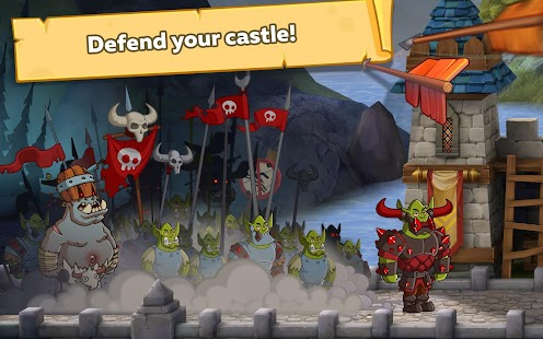 Hustle Castle: Fantasy Kingdom Screenshot