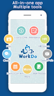 WorkDo: workplace teamwork tools- screenshot thumbnail