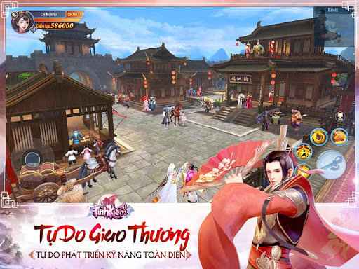 Tu00ecnh Kiu1ebfm 3D - Tinh Kiem 3D android2mod screenshots 17