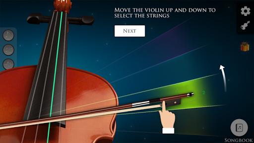 Violin : Magical Bow 20171227 screenshots 3