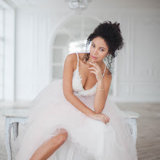 Wedding photographer Ekaterina Spiridonova (SPIRIDONOVA). Photo of 05.04.2018