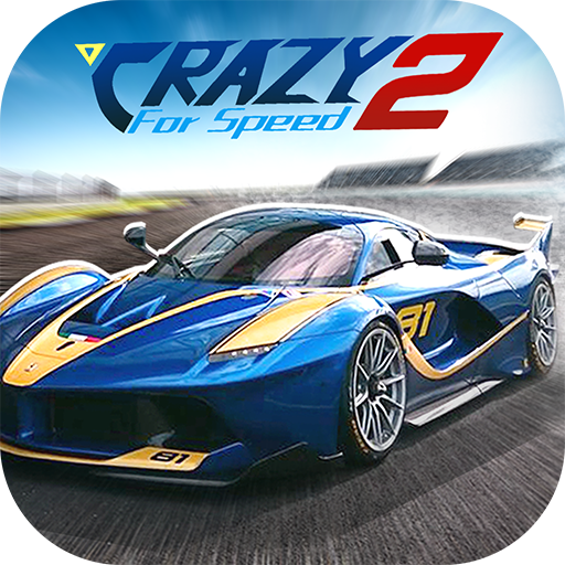 Crazy for Speed 2 – APK MOD HACK – Dinheiro Infinito