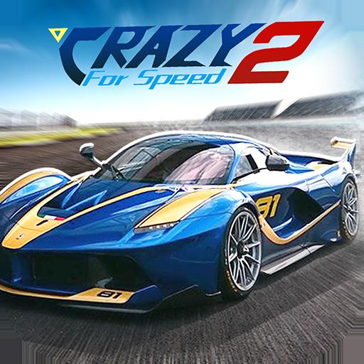 Crazy for Speed 2 – APK MOD HACK – Dinheiro Infinito