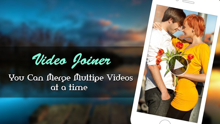 Video Merger : Video joiner - screenshot