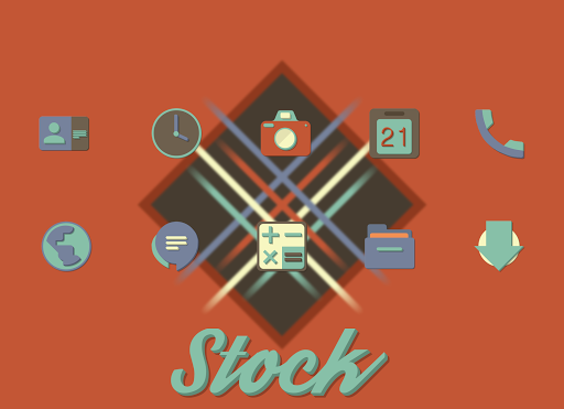 aura icon pack screenshot 2
