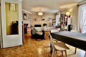Appartement 4 pièces 110,48 m2