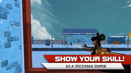 Sniper Assassin 3D Stickman 1.2 screenshot 49497