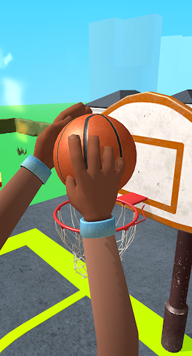 Dribble Hoops filehippodl screenshot 2