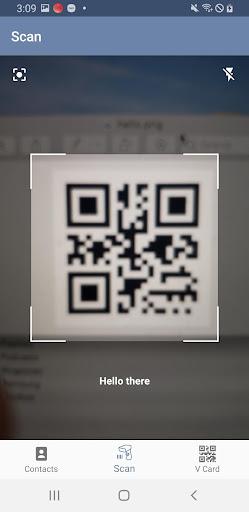 iParaV QR Code Tool screenshot 1