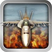 F18 Fighter Jet Combat Attack