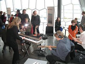 Photo: Hljómsveit Tónastöðvarinnar